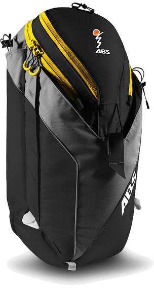 ABS Vario 22 Snowmobile Black/Yellow